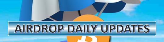 Airdrop Daily Updates