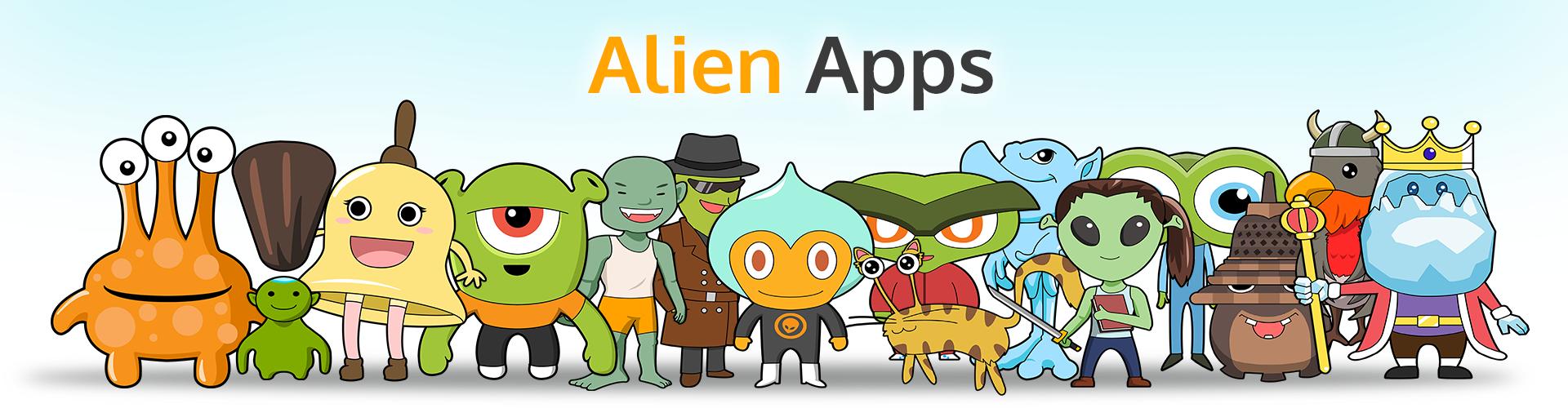 Alien Apps