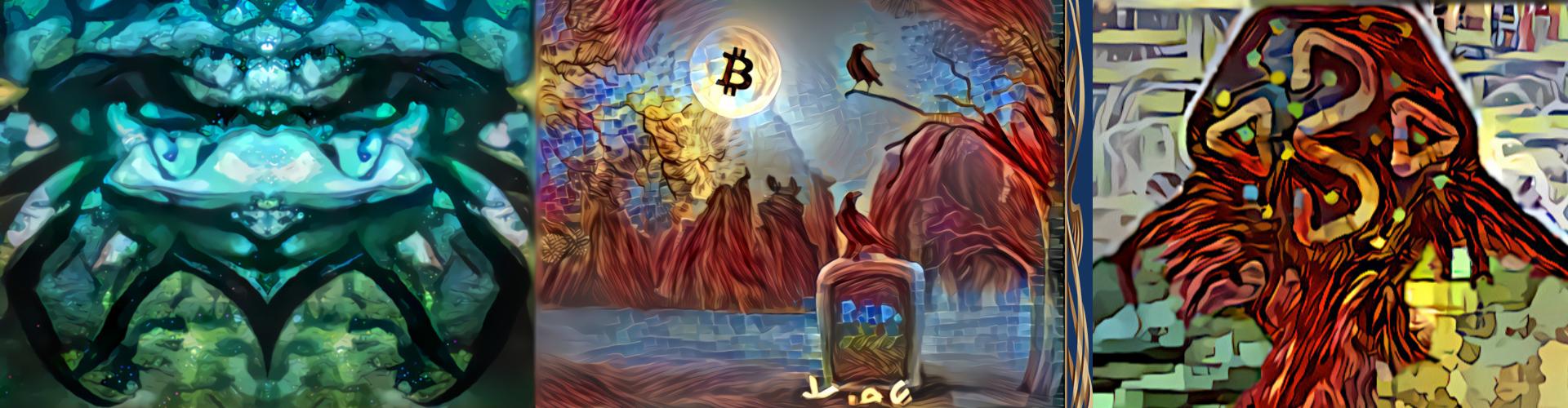 Cryptoart walkthroughs