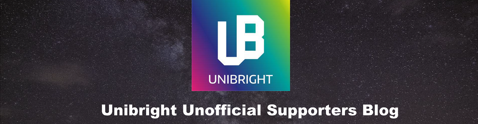 Unibright Unofficial Blog
