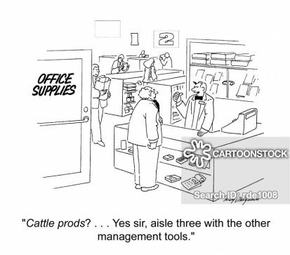 Management tools: another barrier to innovation  ;)