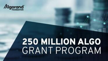 250M ALGO Grant Program