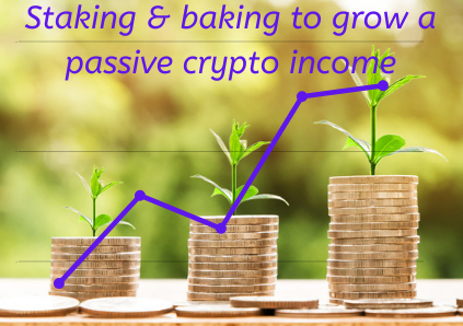 Staking and baking