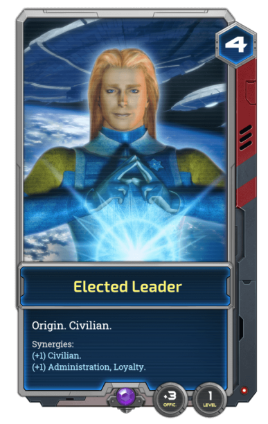 Elected Leader