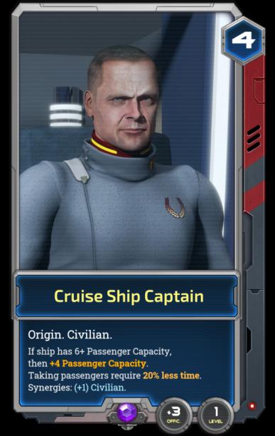 Cruise Ship Captain