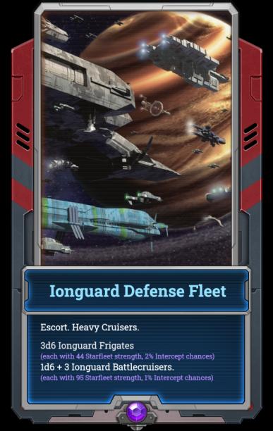 Ironguard Defense Fleet