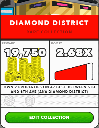 Upland Game: NYC Diamond District Collection
