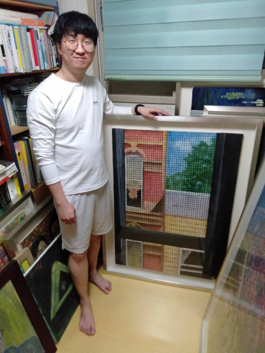 Ji Hoon Yeo, Rogers Avenue Window