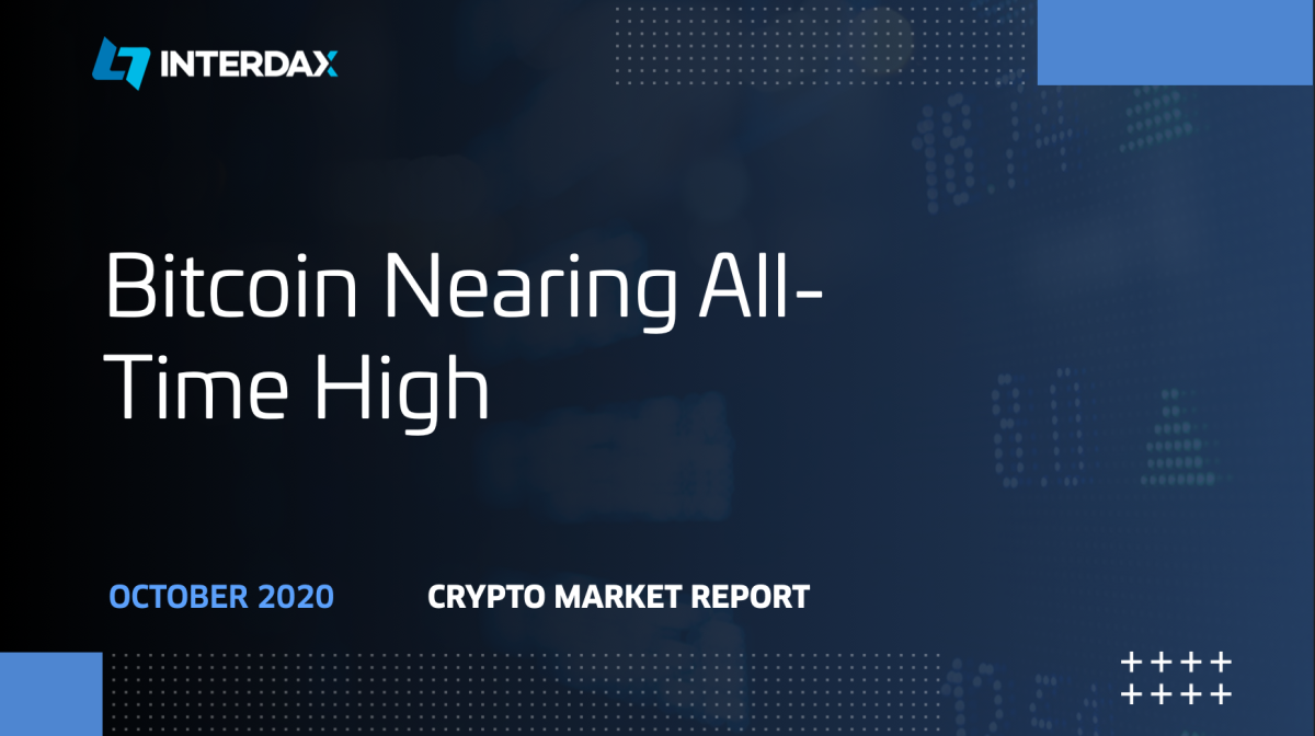 Bitcoin Nearing ATH: Crypto Market Report October 2020