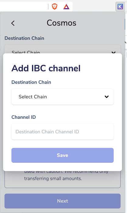 blockchain, wallet, cosmos, defi