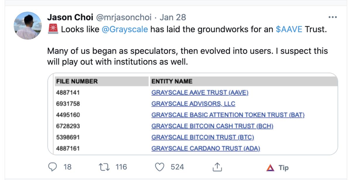 grayscale, btc, eth