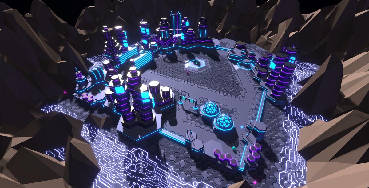 Project TankBlazeAR Skirmish map 1