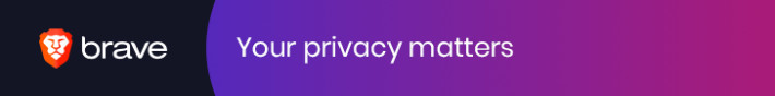 Brave Browser - Your Privacy Matters