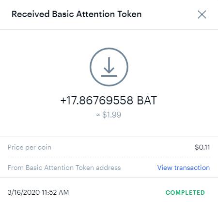 BAT Added