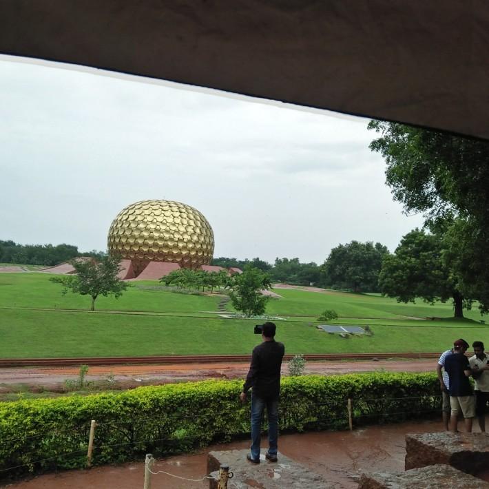 Mantramandir-Auroville
