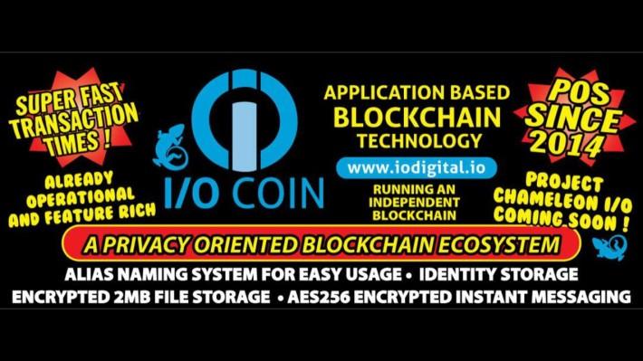 I/O Coin