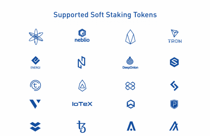 soft staking solution