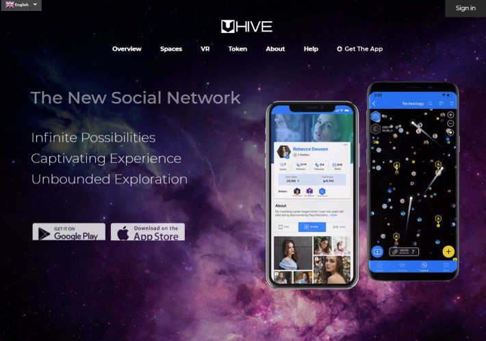 The UHive Project