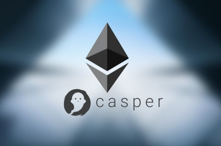 Casper proof of stake Ethereum