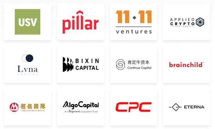 Algorand partners