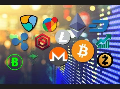 Cryptocurrencies are the face of the