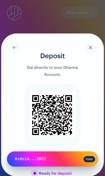 a wallet address image