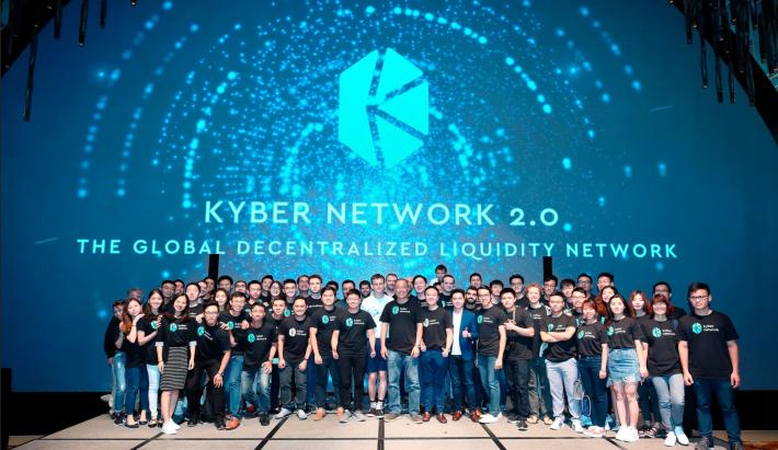 Kyber Network team