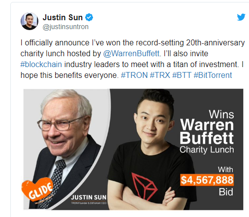 warrenbuffet-justinsun