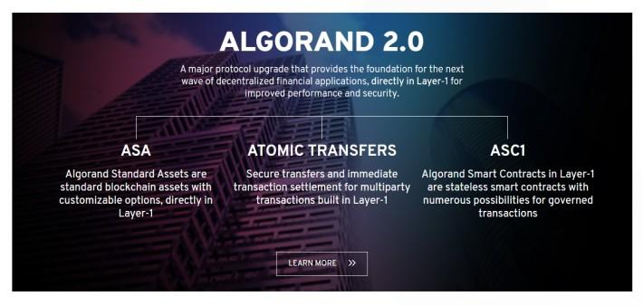 Algorand 2.0