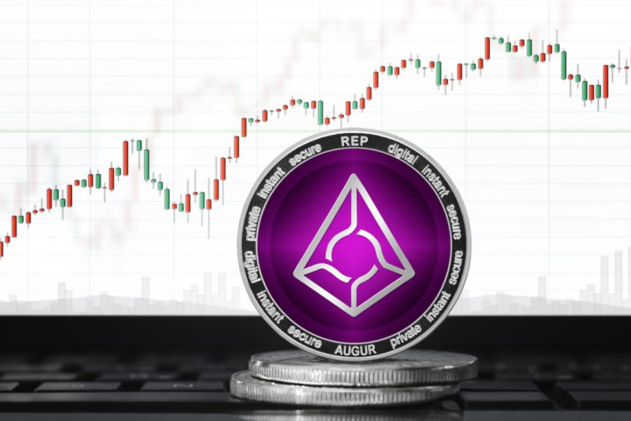 Augur REP coin future trajectory