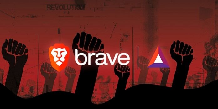 Together with Brave, we will rise!