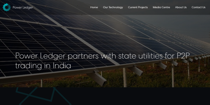Power Ledger expanding to India