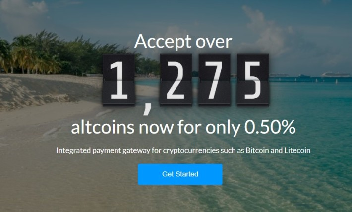 CoinPayments (CPS) - The Lowest Transfer Fees With 1,275 Digital