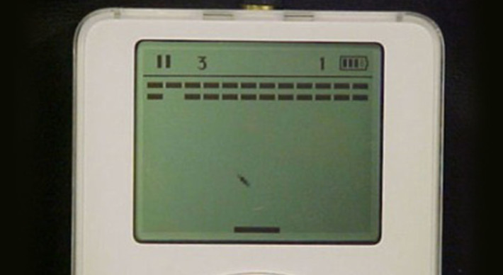 iPod hidden game