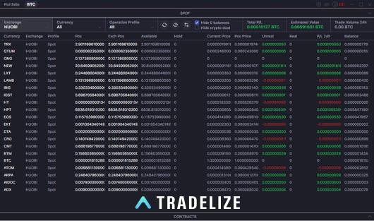 Portfolio cryptocurrecies which are received as a reward