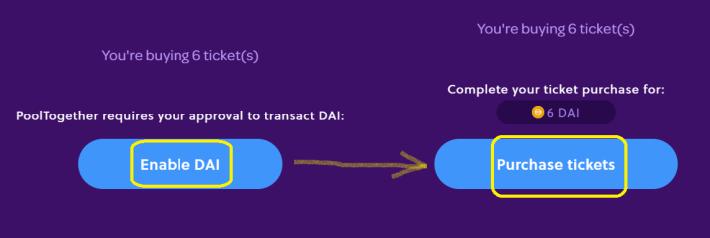 enable dai