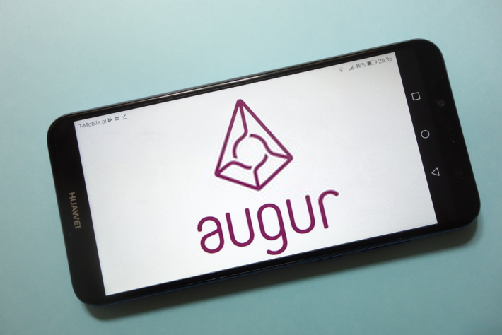 who created augur rep coin