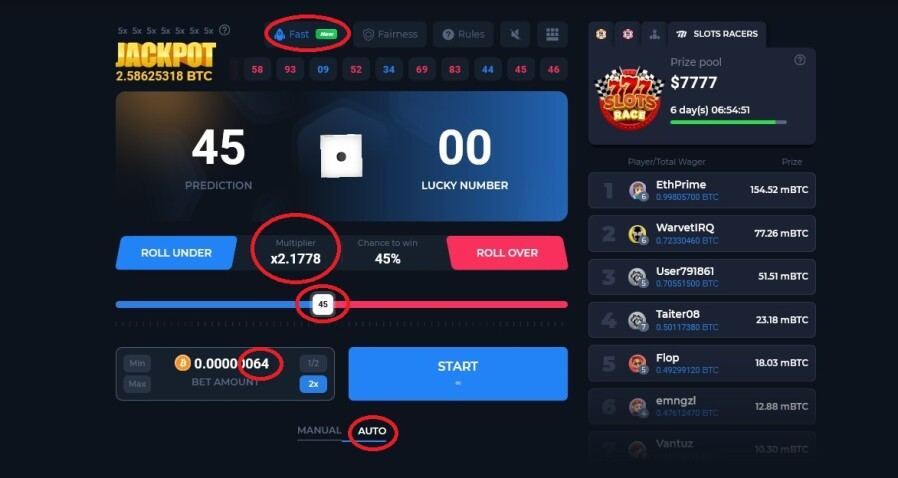 Bitcoin dice betting strategies online betting sites for cricket ipl live match