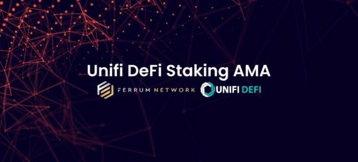 Ferrum Network AMA UNIFI