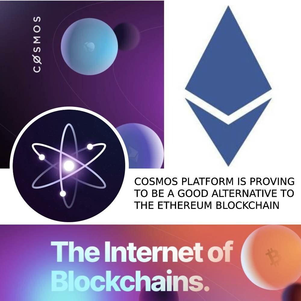 cosmos, atom, cryptocurrency, blockchain