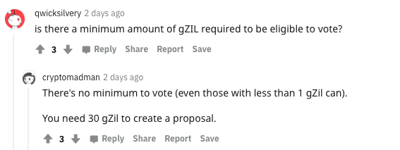Get Out the Vote Zilliqa