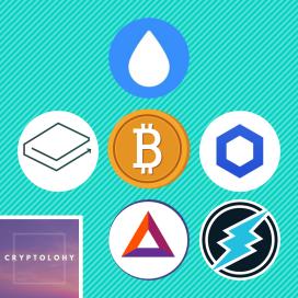 bitcoin, LBC, Chainlink, etc