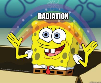 SpongeBob knows what's up.