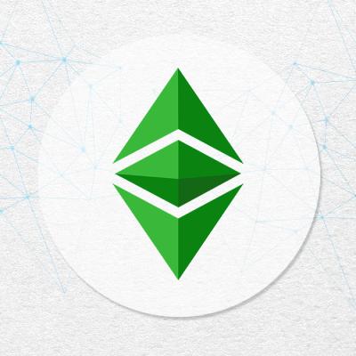 Ethereum Classic ETC logo
