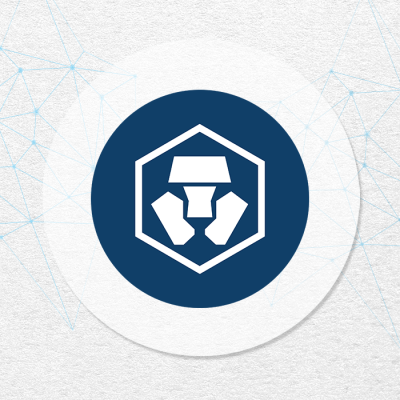 Crypto.com CRO logo