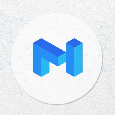 matic network matic logo