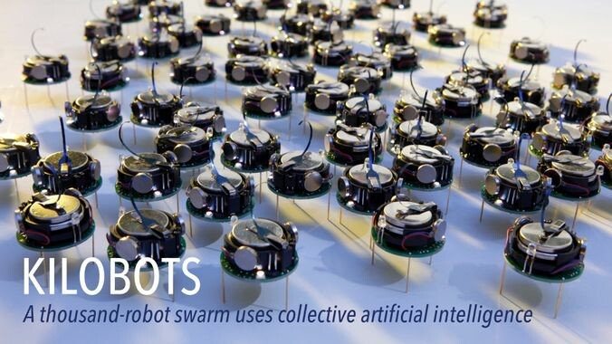 Will the AI Swarm prevail?