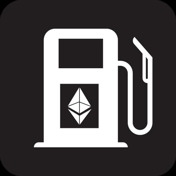 Ethereum Gas Logo
