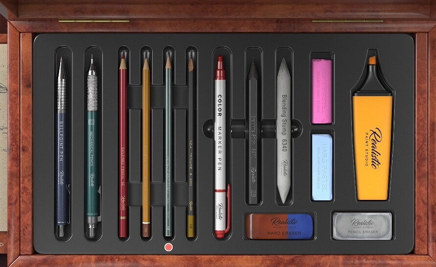 Chose a pencil
