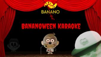 BANANO Halloween Events are Coming: Announcing Bananoween Karaoke!
